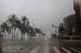 Fim de semana será de tempo instável e nebuloso em Alagoas