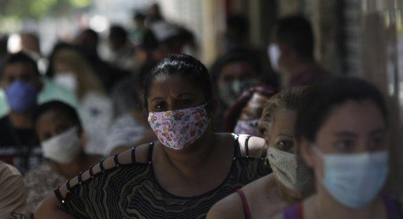 Alagoas registra o menor numero de óbitos pala covid-19 no mês de agosto