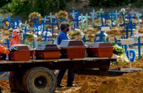 Brasil chega a 104.201 mortes pela Covid-19