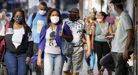 Brasil registra mais 30.355 casos confirmados da covid-19