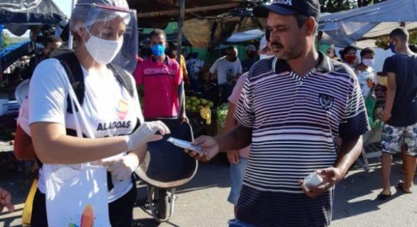Dez municípios de Alagoas não registraram mortes pela Covid-19
