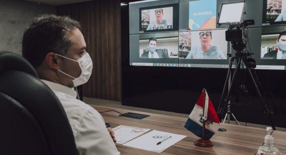 Governador inaugura 25º Centro Integrado de Segurança Pública em AL