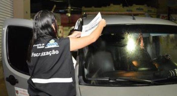 Transporte intermunicipal: Anadia realiza ações de orientação e prevenção na retomada do setor