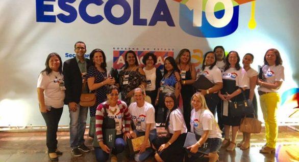 Alagoas conquista o Prêmio Excelência em Competitividade