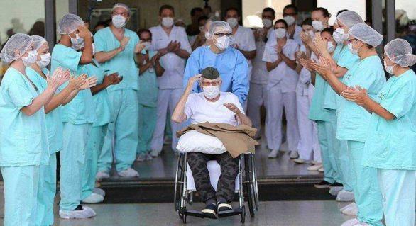 Com óbitos em queda, Alagoas registra 1.902 mortes pela covid-19