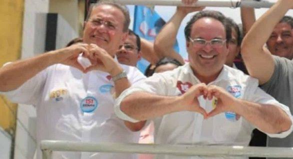 Em entrevista, Renan calheiros diz que Luciano descumpriu compromisso