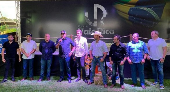 Vale Rico vende equino à média de R$105mil e valoriza progênie de Diego Steel