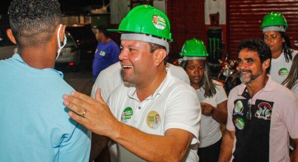Allan Pierre surge entre favoritos para Câmara de Vereadores de Maceió