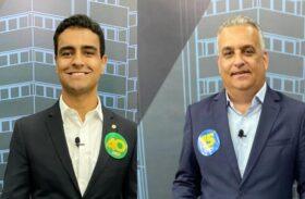 Debate decisivo: Alfredo e JHC tem confronto hoje na TV Gazeta de AL