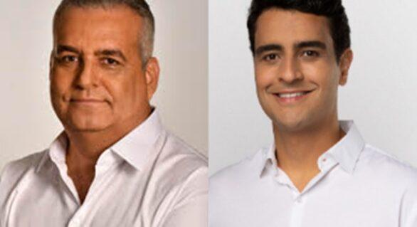 Alfredo Gaspar e JHC se enfrentam no segundo turno em Maceió