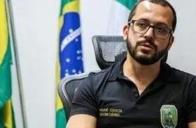JHC confirma delegado André Costa como futuro secretário