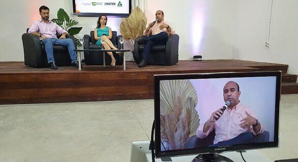 Emater realiza seminário on-line em comemoração à semana do extensionista