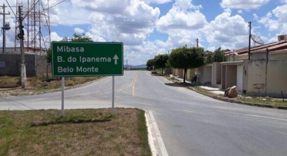 Governo entrega trecho pavimentado da AL-125 em Belo Monte