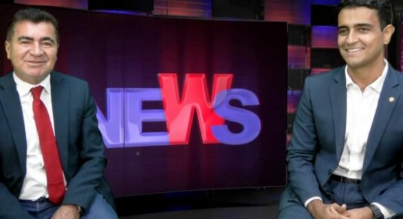 Em entrevista à TV Cidadã JHC fala sobre projetos de seu governo