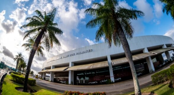 Aeroporto de Maceió registra o maior fluxo de passageiros do ano