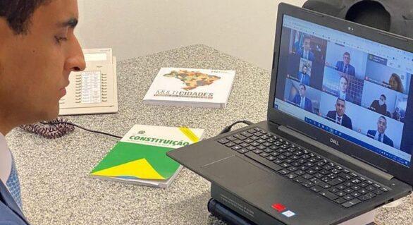 JHC e 25 vereadores são diplomados em Maceió