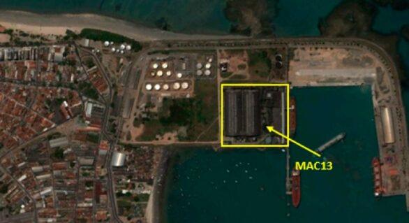 Único terminal para estocar açúcar no Porto de Maceió será leiloado