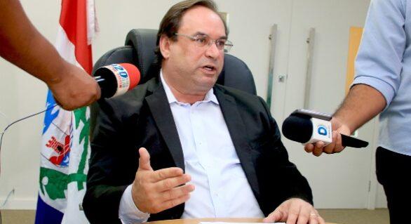 MDB nacional mantém filiação de Luciano Barbosa e diretório de Arapiraca