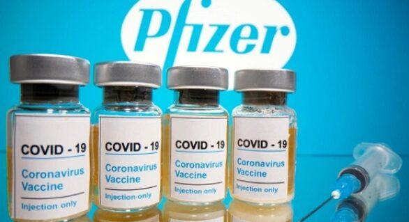 Eficácia da vacina da Pfizer é confirmada por agência dos EUA
