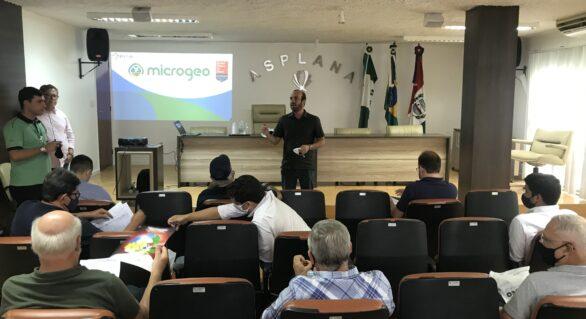Asplana debate o uso do Microgel nos canaviais