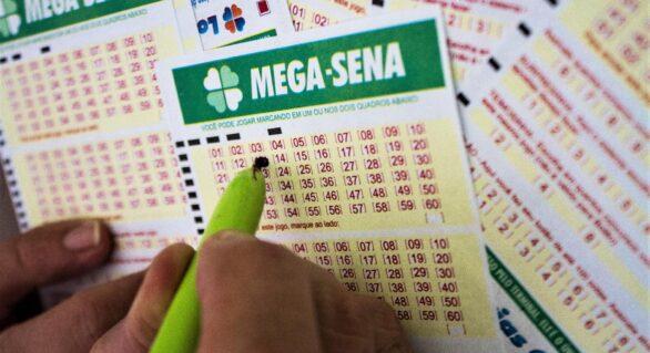 Mega-Sena acumula prêmio de R$ 34 milhões