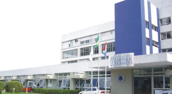 Hospital Arthur Ramos não internará pacientes com Covid-19 devido a lotação