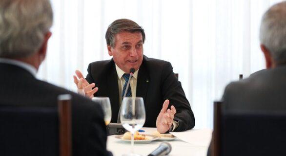 Bolsonaro veta alívio de dívidas para Estados e municípios