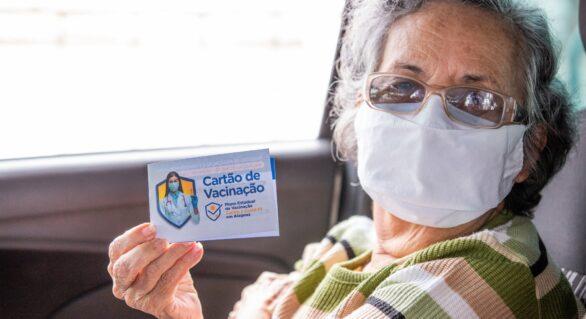 Maceió bate recorde de vacinação contra Covid-19