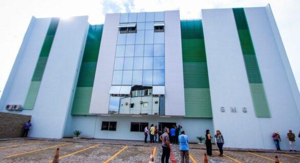 JHC anuncia edital com vagas para Secretaria de Saúde