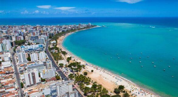 Turismo de Alagoas lidera no Nordeste e fica atrás apenas de RJ e São Paulo