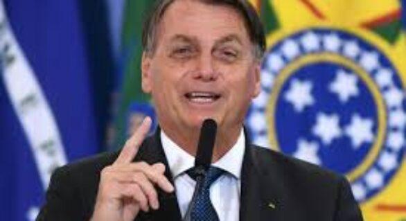 Bolsonaro pede votos pra Arthur Lira; Temer ajuda Rossi