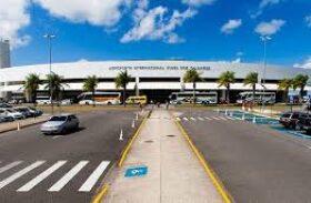 Aeroporto de Maceió opera com 75% dos voos, apesar da pandemia