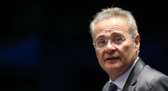 Renan Calheiros apoia candidatura de Simone Tebet