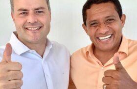 Renan Filho e Prefeito Júlio Cezar se encontram na quarta (03)