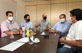 Dirigentes da Asplana se reúnem com Secretário da Fazenda