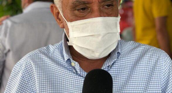 Presidente da Pindorama apoia produção de tomate em Viçosa