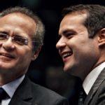 Folha diz que Renan trabalha por candidatura de Renan Filho ao governo