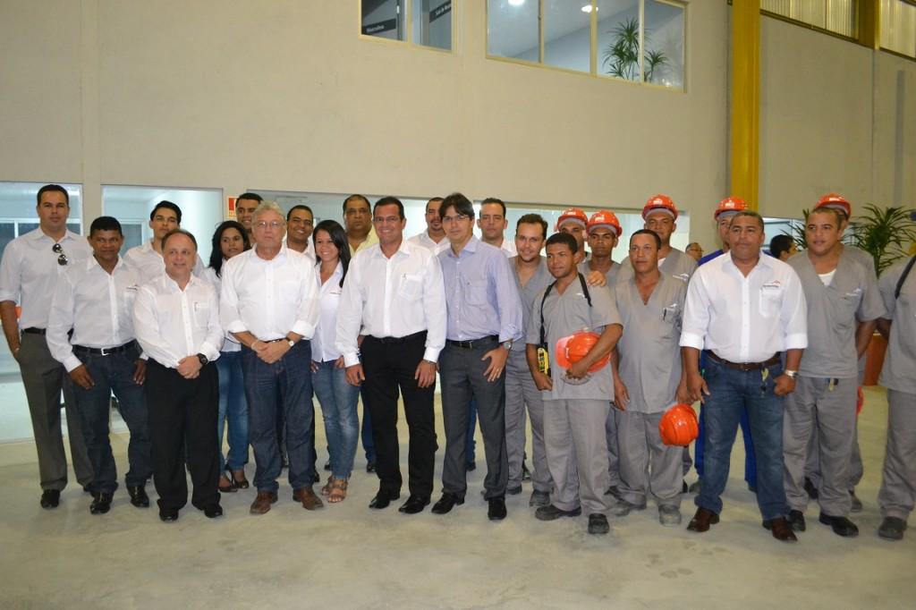 ArcelorMittal é inaugurada em Maceió com mais de dois mil produtos em aço