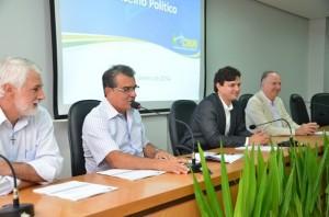 Conselho político da CNM se reúne em Maceió e define ações para 2014
