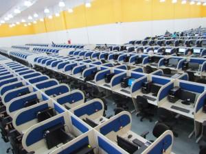 Prefeitura visita instalações do Call Center da Almaviva na quinta-feira (16)