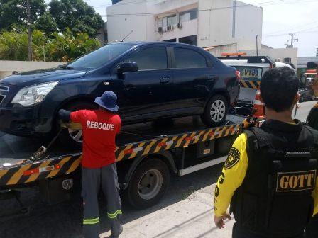 Terceiro leilão de veículos apreendidos acontecerá no dia 07 de maio
