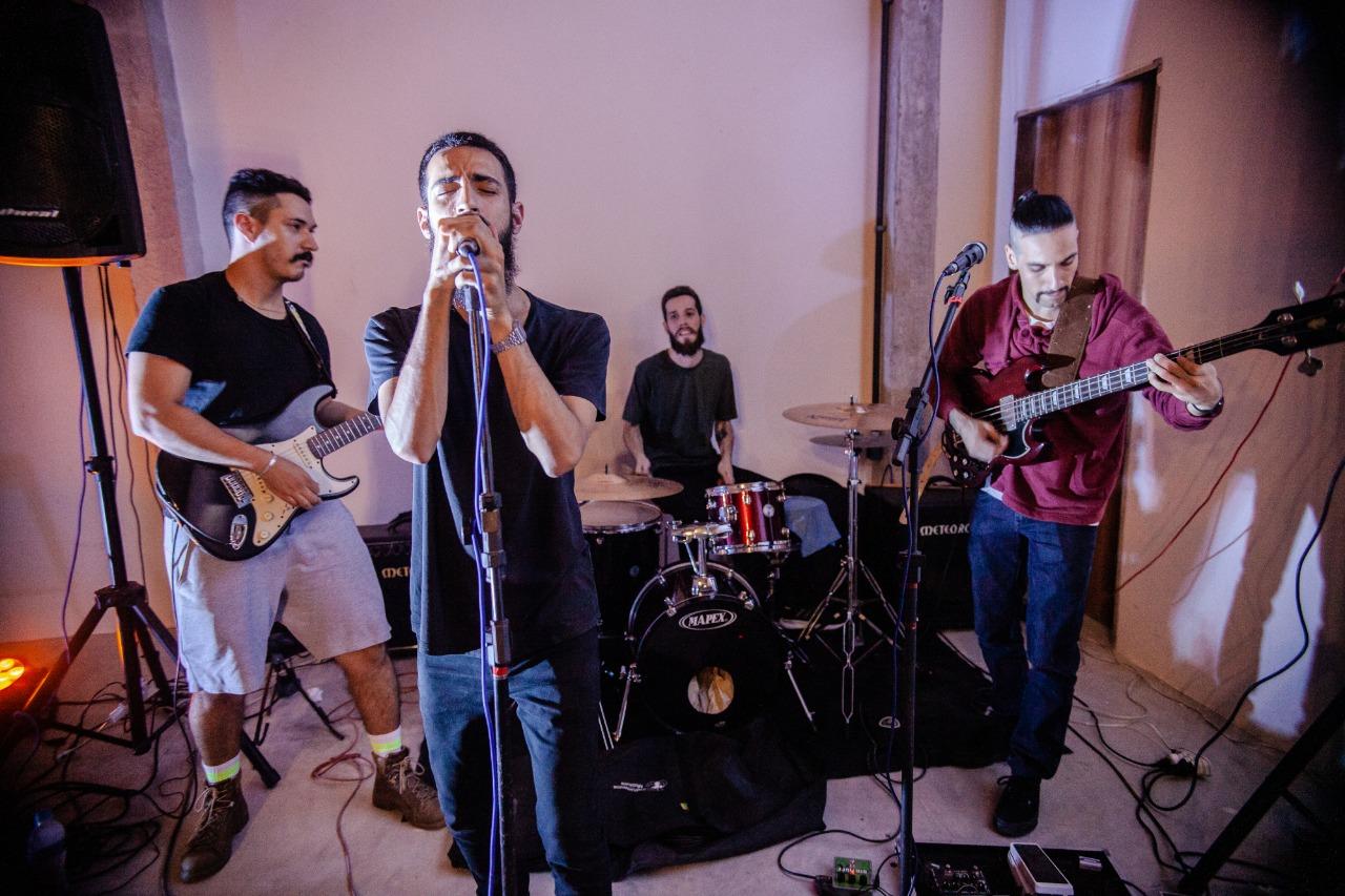 Casa da Mata e Manolation fazem rock anti-stress no Vinil nesta sexta (19)