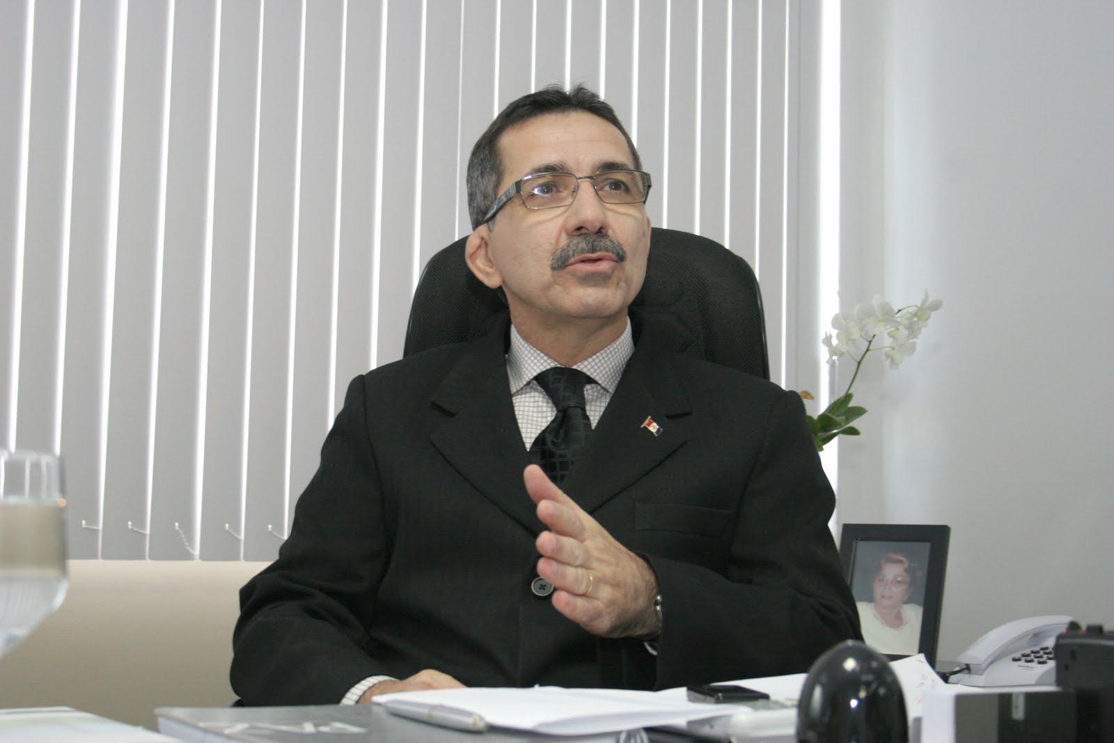 Luiz Otávio alerta: pode faltar comida para preso e remédio na saúde se ALE não aprovar projetos do governo