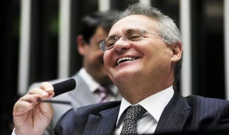 Renan Calheiros comemora decisão do CNMP de investigar Deltan Dallagnol