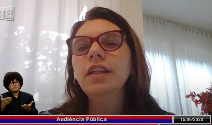 Deputada pede mais transparência sobre benefícios fiscais do Fecoep