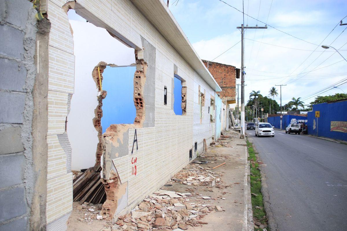 Após colapso na Lagoa Mundaú, Defesa Civil irá interditar avenida no Mutange