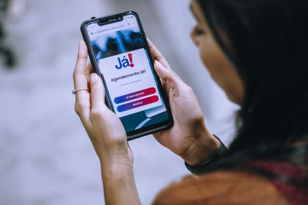 Agendamento online para atendimento no Já! está disponível para população