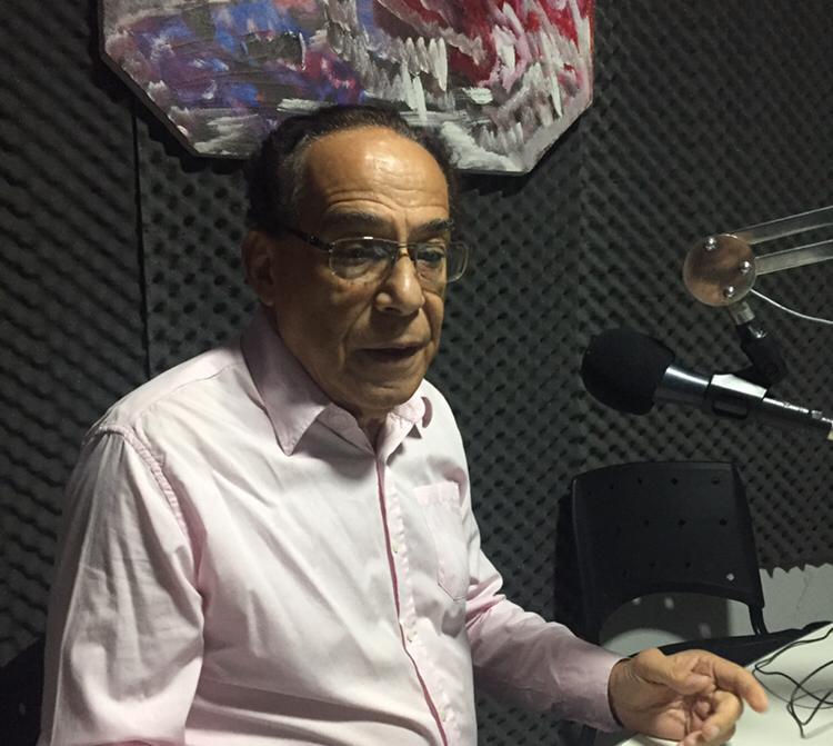 Após 36 anos de partido, Corintho Campelo deixa PDT