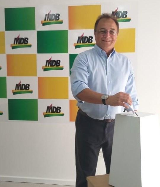 MDB terá candidato a prefeito de Maceió