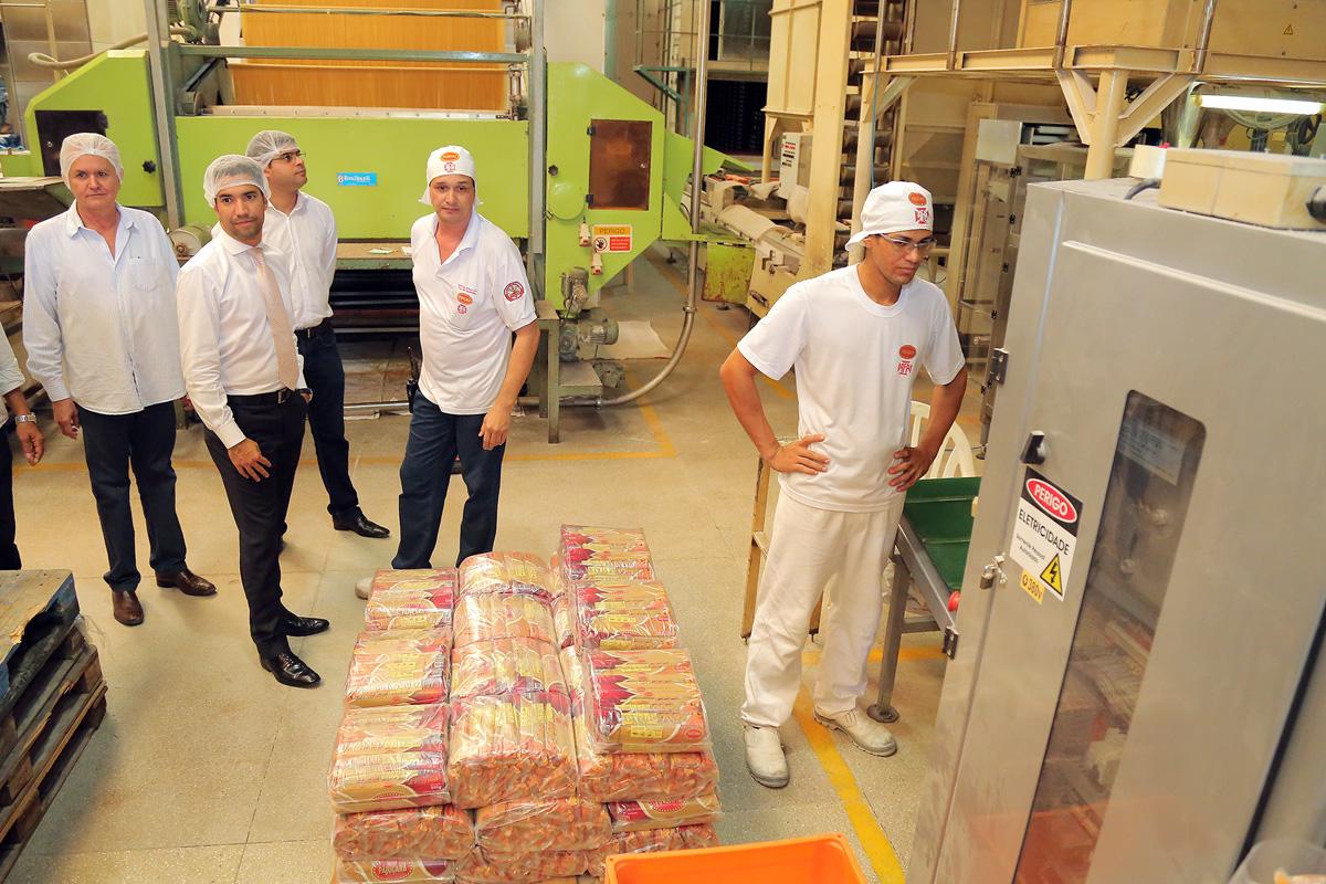 Pilar: indústria vai investir R$ 20 milhões em nova unidade
